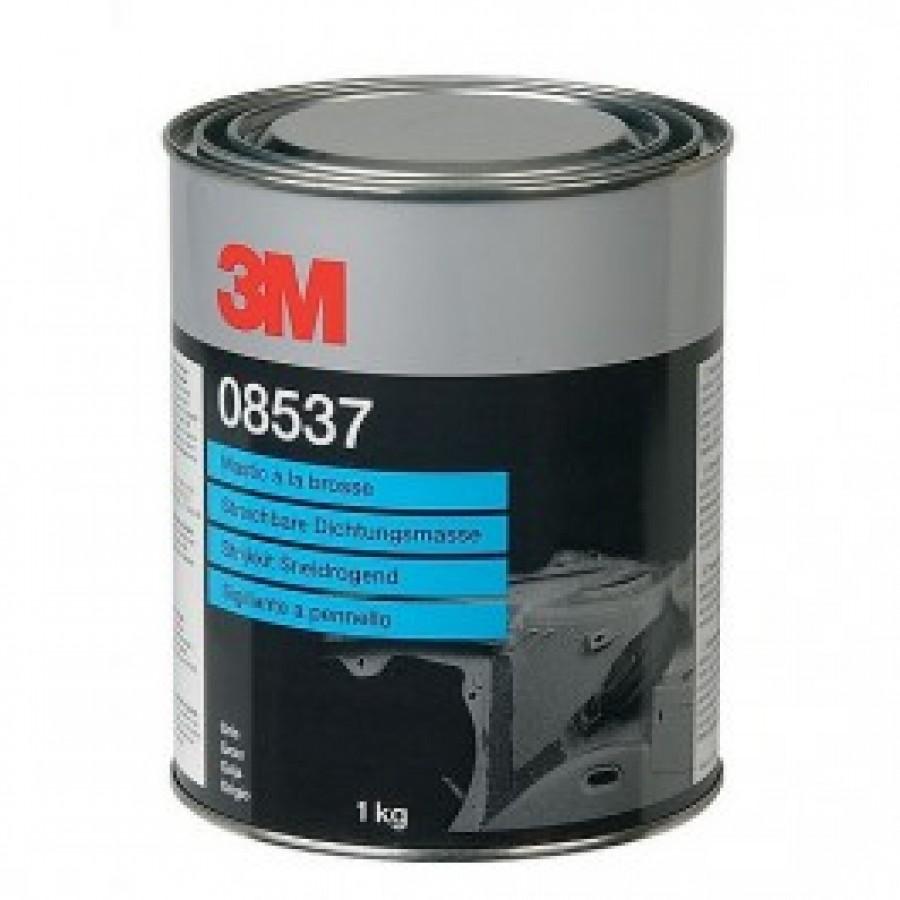 Strijkkit 3M in blik 1 kilo grijs 08537