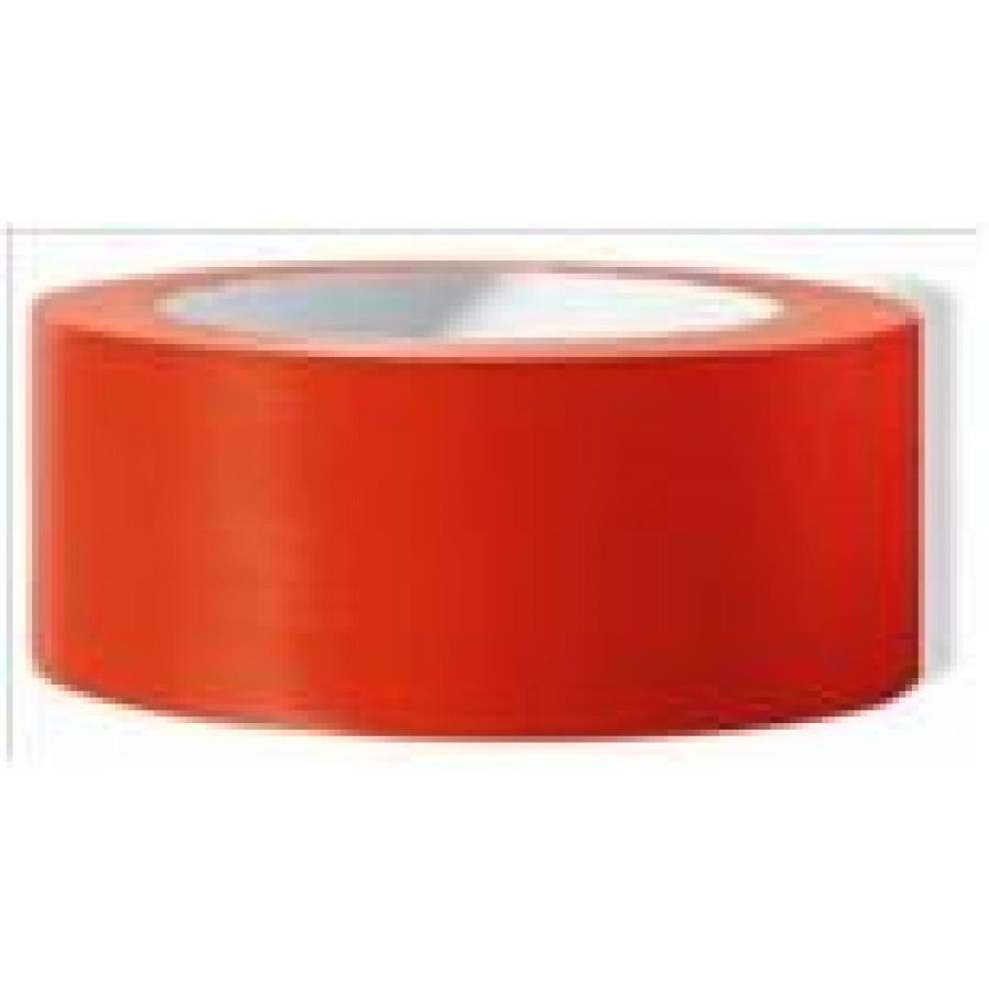 Color Expert MASKING TAPE KUNSTSTOF 50MMX33M ORANJE/ROOD UV14 GLAD