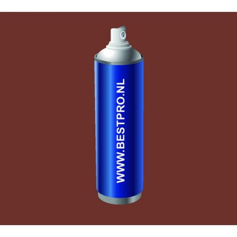 Dupli-Color spuitbus RAL3009 Oxyde Rood Hoogglans