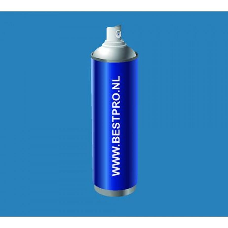 Spuitbus RAL 5012 Lichtblauw Zijdeglans