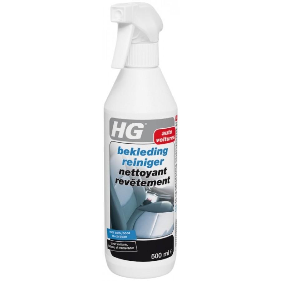 HG bekleding reiniger