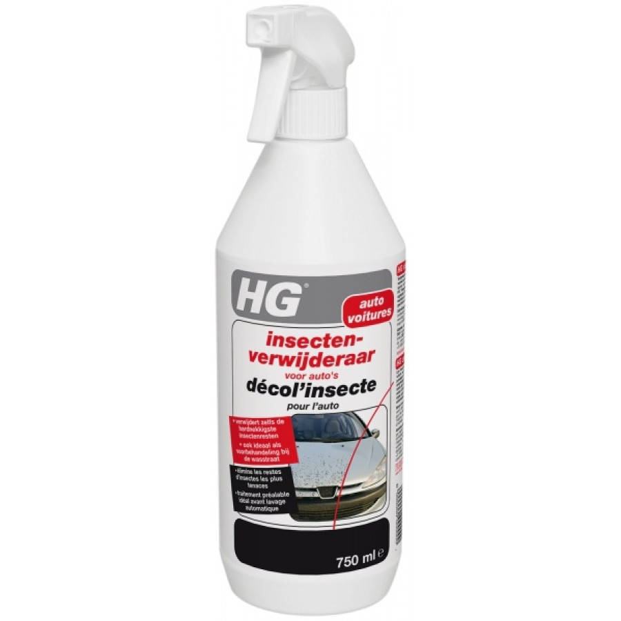 HG insectenverwijderaar voor auto's
