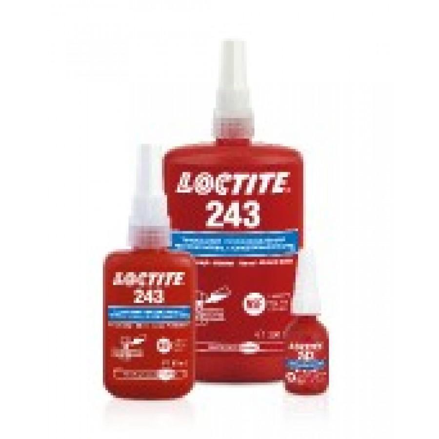 Loctite Borgmiddel blauw 5ml 243