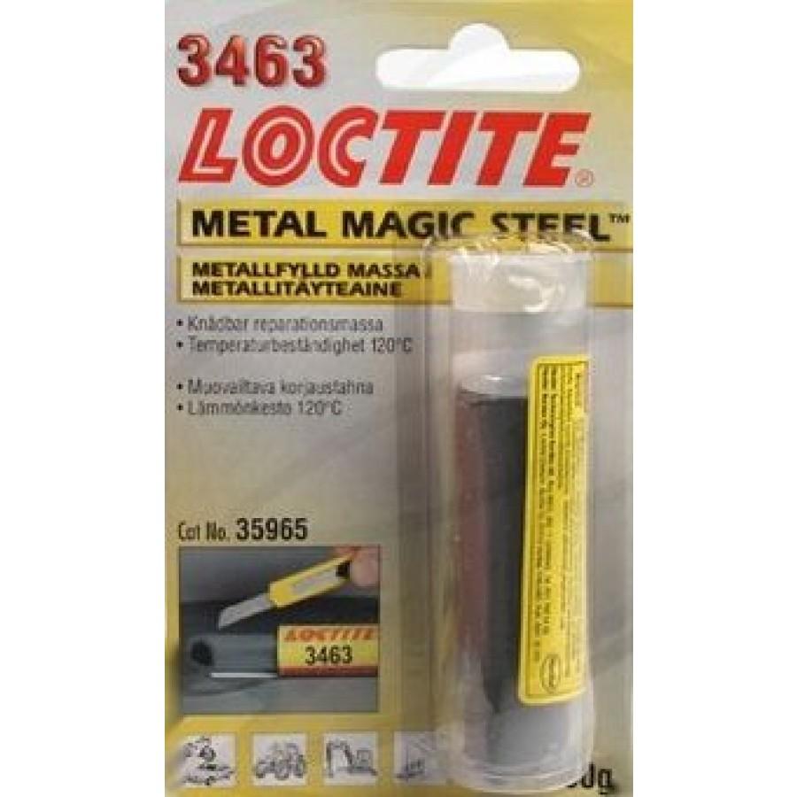 Loctite metal magic steel 50gr 3463