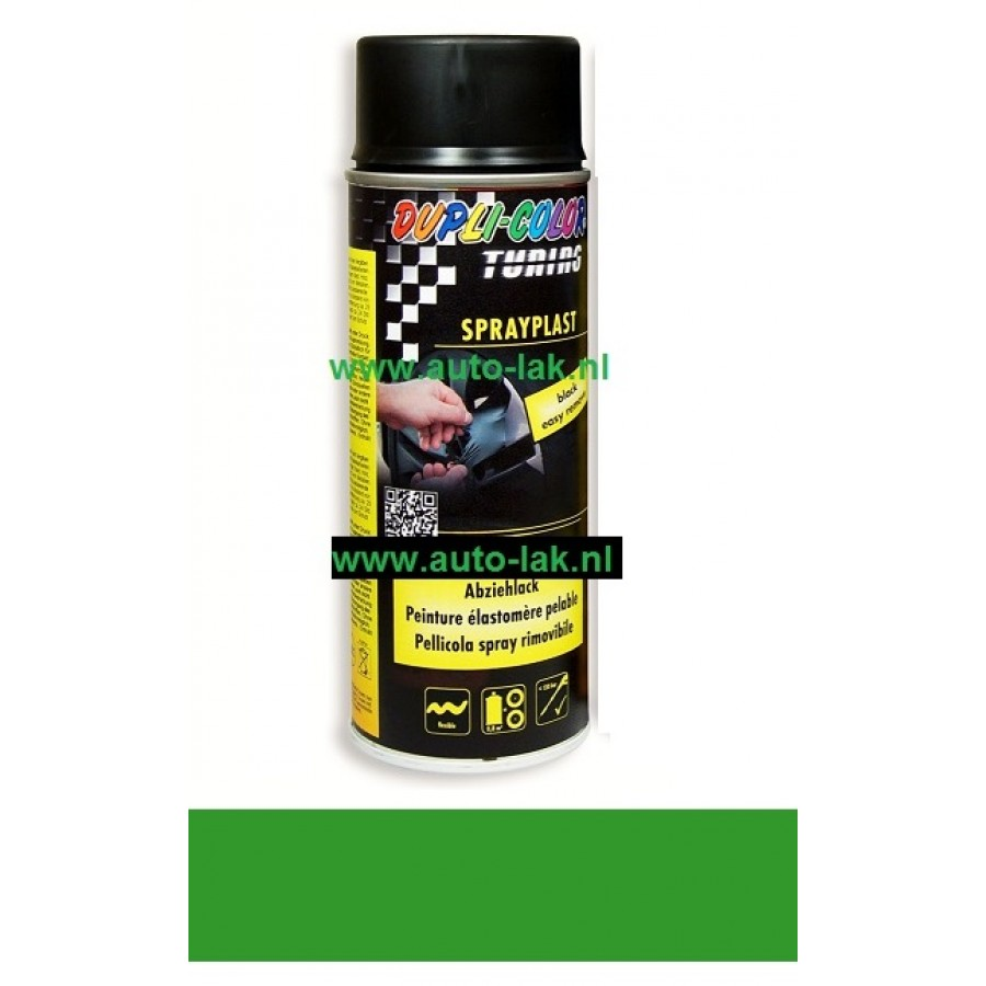 Dupli Color Sprayplast Groen