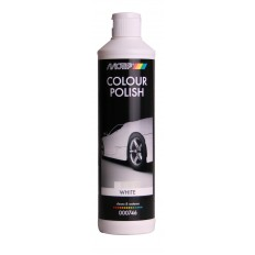 MOTIP COLOUR POLISH WHITE 500ML