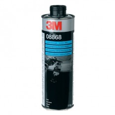 Anti steenslag coating / bescherming 3M 1 kilo Zwart Middel/Grove structuur 08868