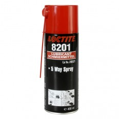 Loctite kruipolie / 5-way spray 400ml 8201