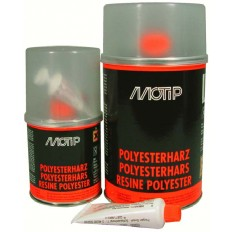 Motip Polyester hars 1000 gram