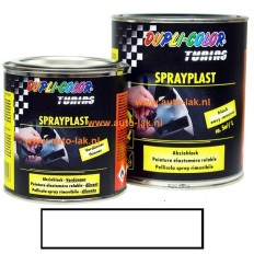 Dupli Color Sprayplast Wit Glans